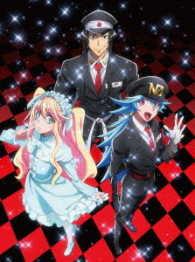 【DVD&BD情報】『TVアニメ「ナンバカ」6巻 Blu-ray』入荷しました!アニメガ購入特典は「44mm缶バッジ3個