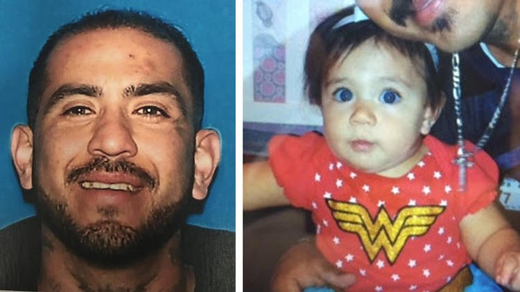 Amber Alert issued for toddler abducted from Rancho Cucamonga