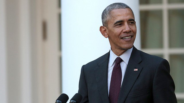 Obama will receive $400K for Wall Street speech: report https://t.co/LnKKcMqGgk https://t.co/HH1p2AfczF