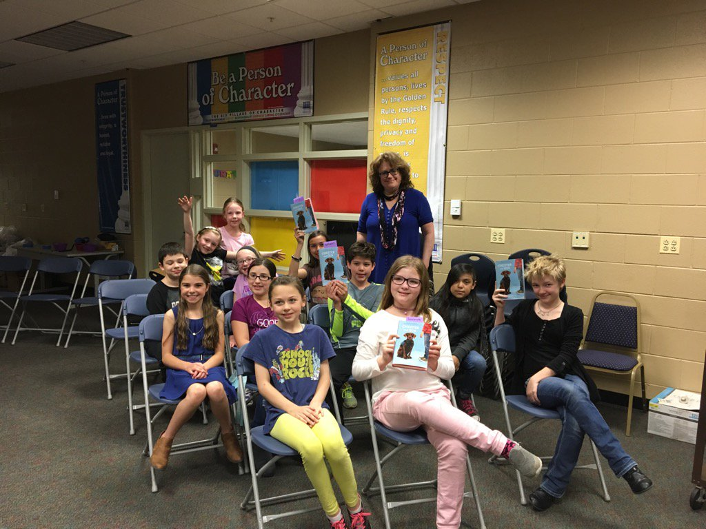 test Twitter Media - Thank you to this special group that prepped for my visit to @HuntClubLRC !  I loved meeting them!  @AndersonsBkshp https://t.co/ST06M5Z74b
