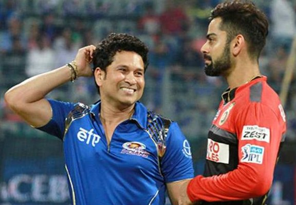 Virat Kohli wishes Sachin Tendulkar Happy Birthday in an EPIC Manner!