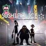 英語の講義でSUSHI POLICE視聴してるwww