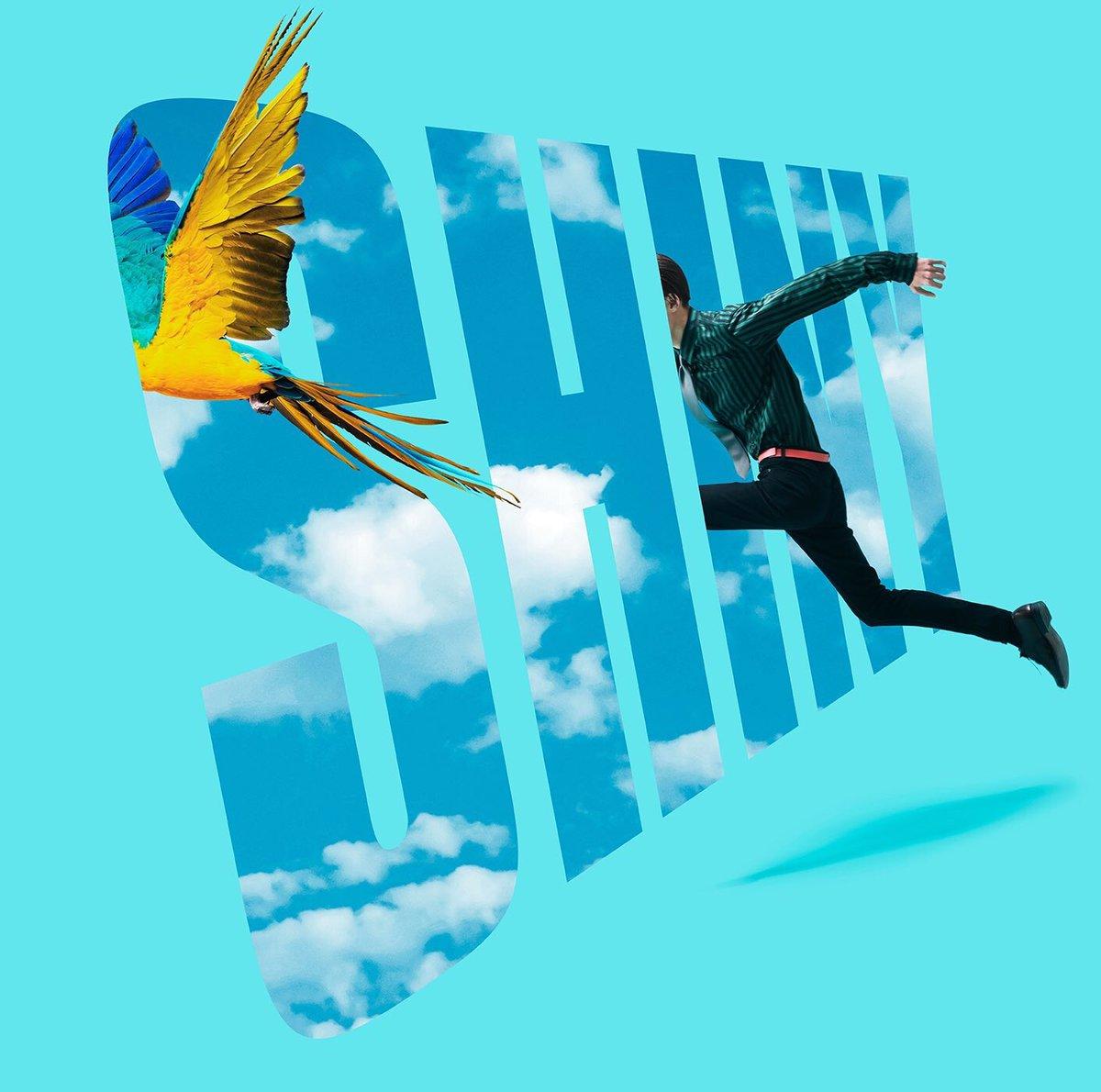 【本日店着日】夜の本気ダンス メジャー2ndシングル『SHINY E.P.』は4/26(水)発売🌟「SHINY」→『境界