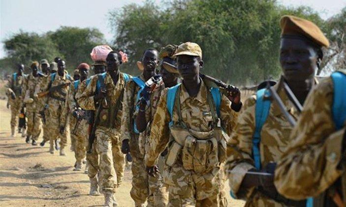 S.Sudan hosting rebels to 'extend war' in Sudan: security