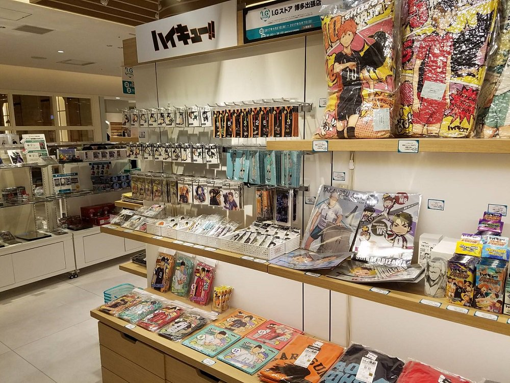 【I.Gストア 出張店@博多マルイ】只今、「博多マルイ 5階イベントスペース」にて『I.Gストア博多出張店』が開催中です