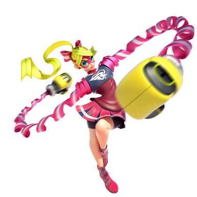 この美脚たまんない😂#ARMS #リボンガール