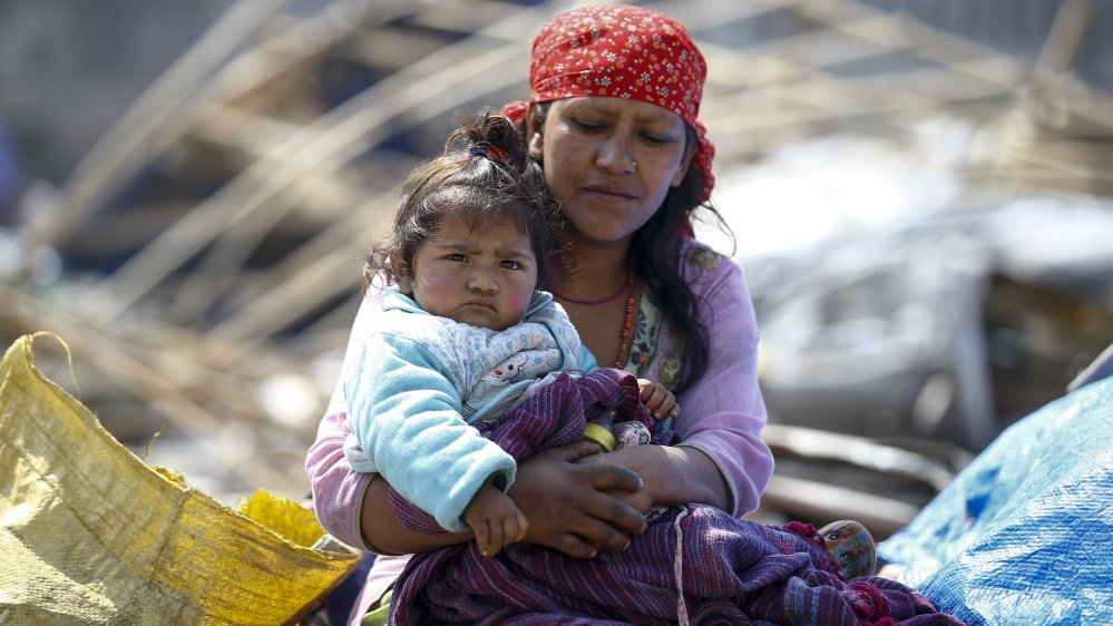 Nepal's earthquake disaster: Two years and $4.1bn later by @yinayan