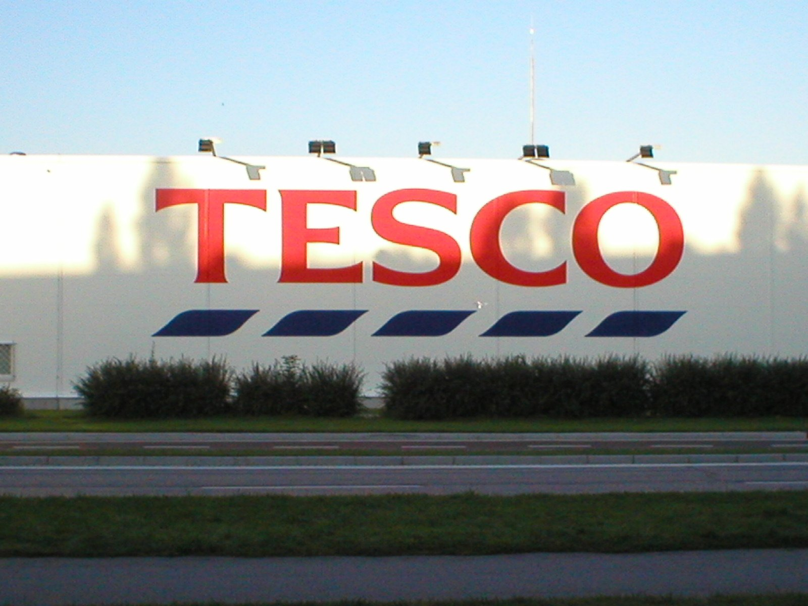 compare the two companies tesco