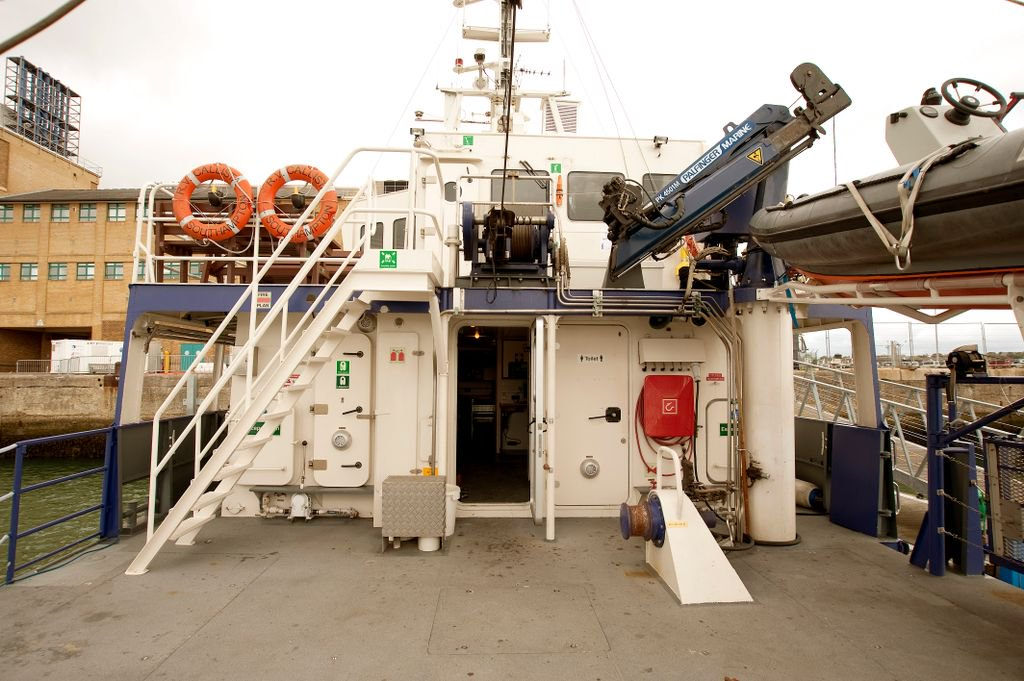 test Twitter Media - Discover the Southampton marine science research vessel @RV_Callista - https://t.co/LnTIjZKib8 with full equipment details & a virtual tour. https://t.co/PLyAyeZAug