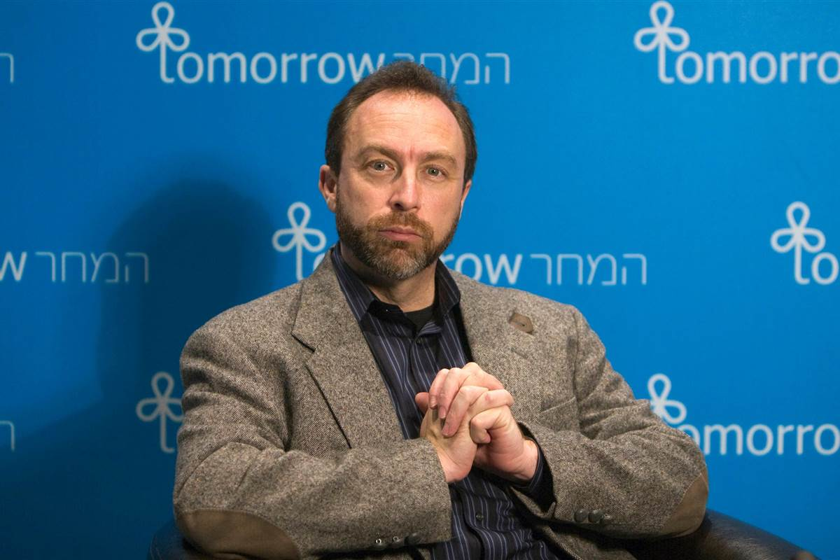Wikipedia founder Jimmy Wales launches crowdfunded project to combat fake news