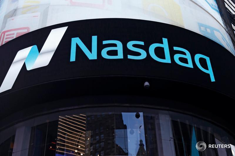 Nasdaq breaches 6,000 mark for first time ever: