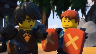 アニメ「レゴ ニンジャゴー(時空の支配者編)」第4話「襲い来る、ベノブレイム軍団」の動画リンクを更新しました!#レゴニン