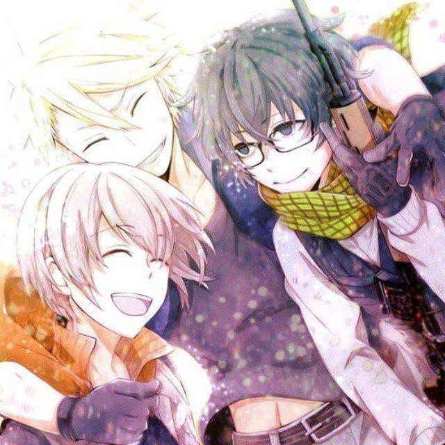 #オススメのアニメをひとつだけあげる『青春×機関銃(アオハルきかんじゅう)』このアニメ好きな人少なそうなので…。一言で言
