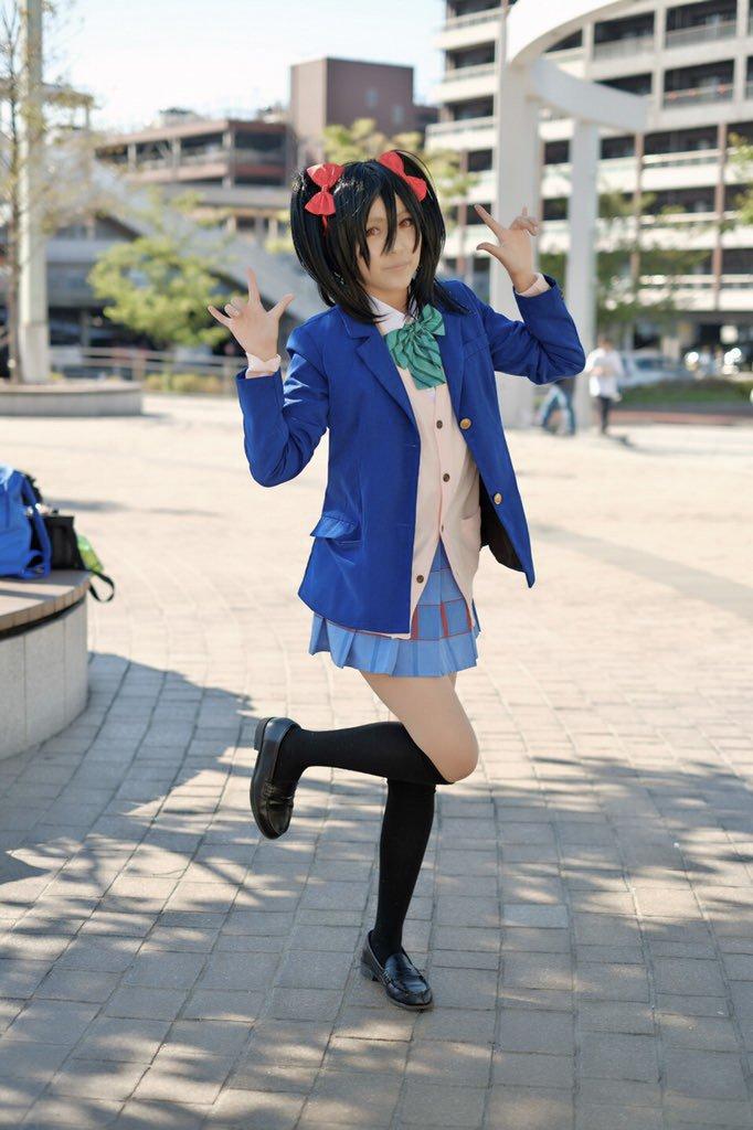 【ラブライブ】コスプレ矢澤にこ福岡のイベントでやってきた~👍あるイベお疲れ様でした~👼