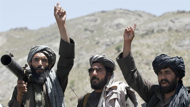 US officials in Afghanistan suggest Russia arms Taliban