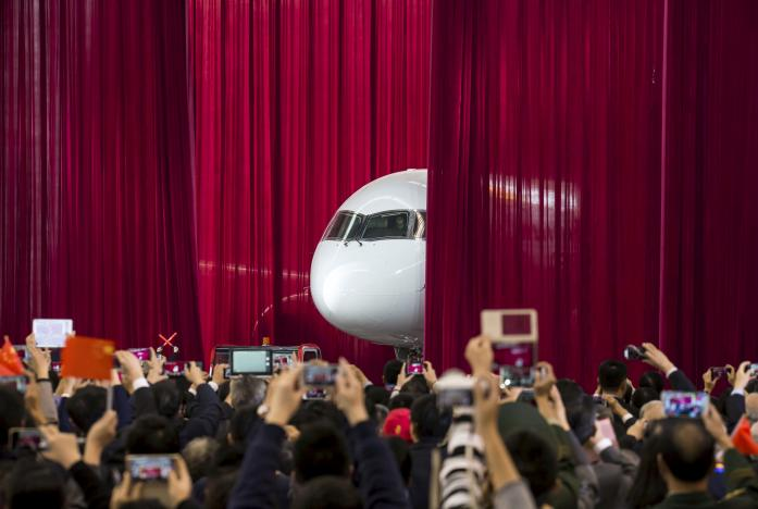 After almost a decade in development, China's answer to Boeing now just needs to sell:
