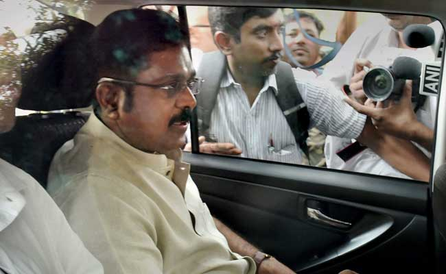 After 4 days of questioning, AIADMK's TTV Dinakaran arrested at midnight