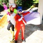 怪盗ジョーカー / フェニックス&ジョーカーフェニックス→クロコジョーカー→ほのほ撮影・リタッチ→ 君と2人で喧