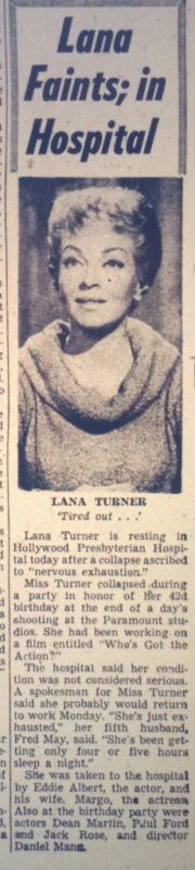 test Twitter Media - Joe Dunthorne's mix tape of poetry greatness starts w/ Frank O'Hara's [Lana Turner has collapsed!] @joedunthorne   https://t.co/4kxRIn3s8j https://t.co/ir4eSyWHCl