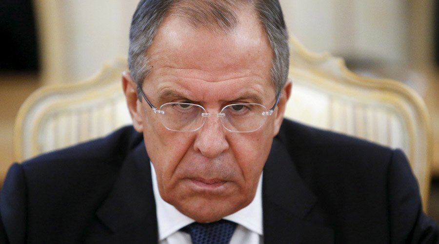 'Unprofessional and lying': Lavrov slams US claims of Russia arming Taliban