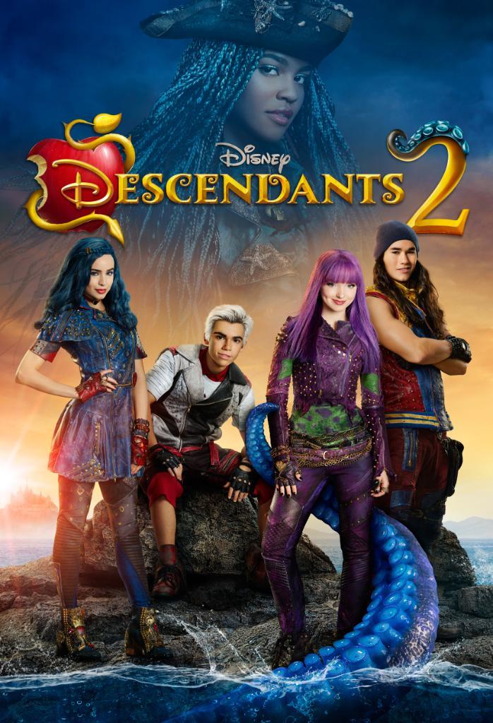 Mark Your Calendars! #Descendants2 Has an Official Premiere Date