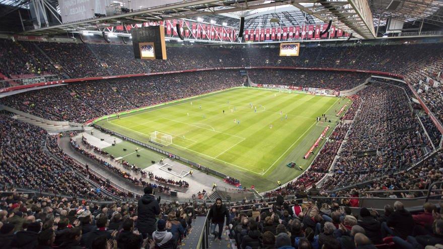 test Twitter Media - NIEUWS | Intentieovereenkomst: Amsterdam ArenA wordt Johan Cruijff ArenA 👉 https://t.co/bkVZhdSifJ https://t.co/m52kfNiTiY