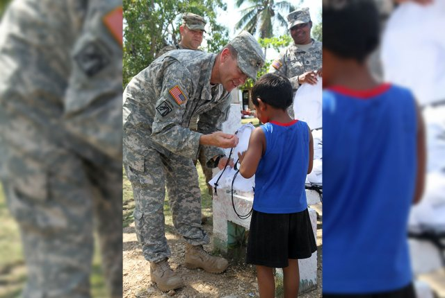 test Twitter Media - RT @USArmy: U.S. Troops lend a hand at children's home in Belize  https://t.co/DMcPBjwqXw https://t.co/6WghJ7pBs1