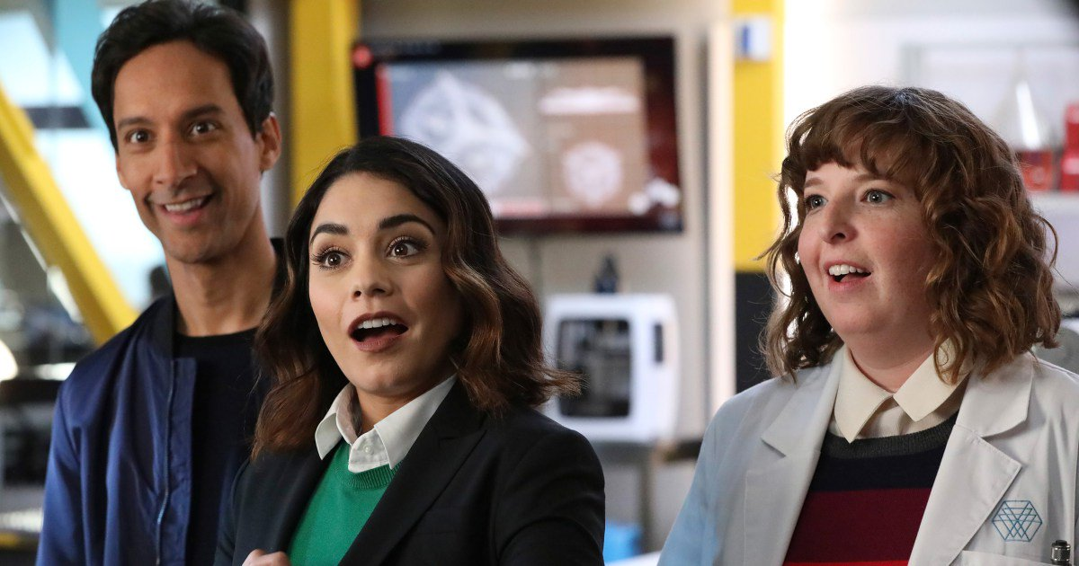 JUST IN: Powerless has been pulled from NBC's schedule: