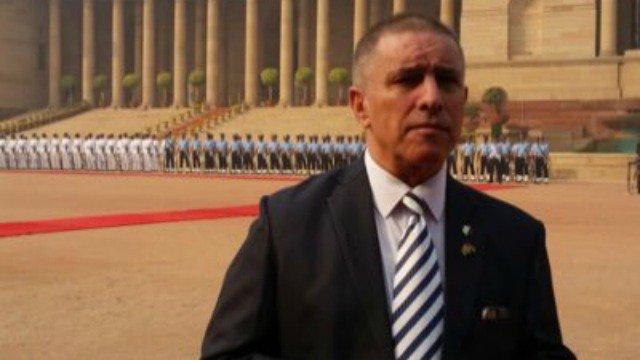 Israel Envoy to India condoles kin of 25 slain CRPF personnel