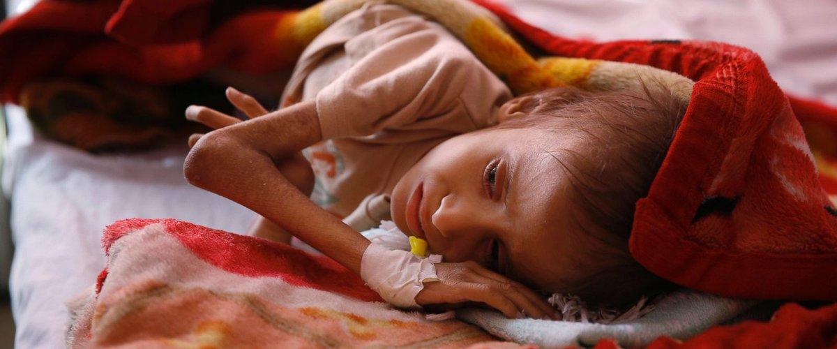 International donors have pledged $1.1 billion for war-torn Yemen to help combat famine.