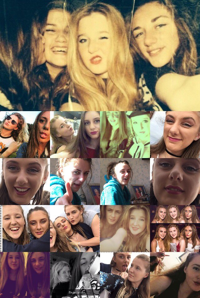 happy birthday to my strange best friend, love ya millions kaka, stay classy & see ya later for bevs