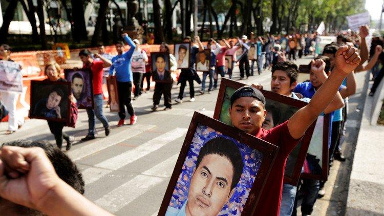 México Detienen a 'La Medusa', criminal ligado a la desaparición de los 43 normalistas