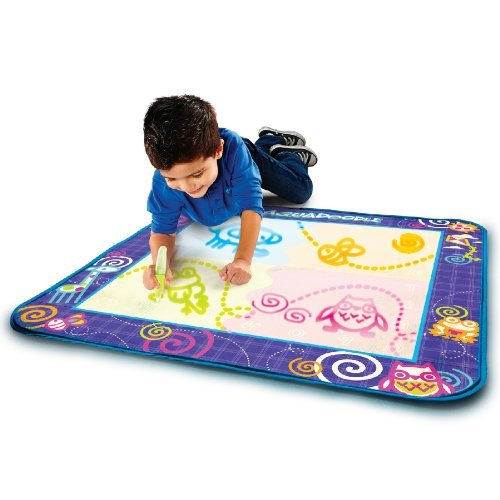 AquaDoodle Drawing Mat with Neon Color Reveal #news #toys #giveaway