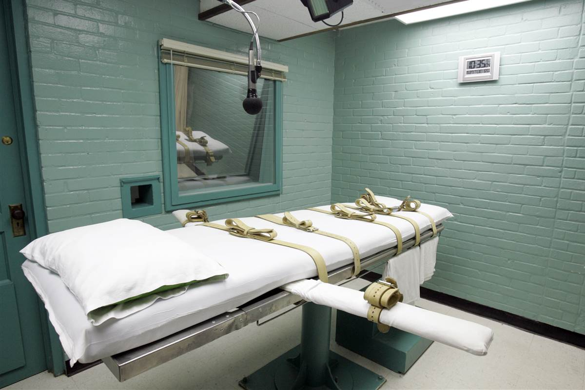 Louisiana lawmakers advance bill to abolish death penalty