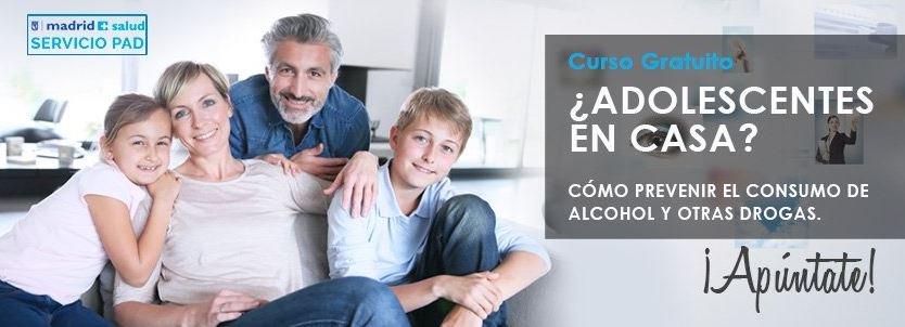 test Twitter Media - ¿Ya conoces el nuevo curso  gratuito de prevención en drogas y alcohol del @ServicioPAD de @madridsalud? ⬇️⬇️ https://t.co/a2t81aS7eo