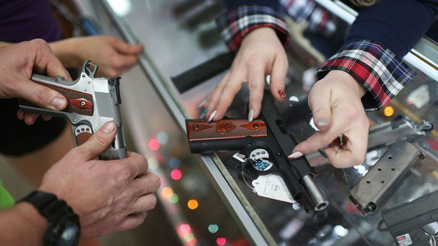 NEW POLL 60 percent of gun owners oppose firearms in schools