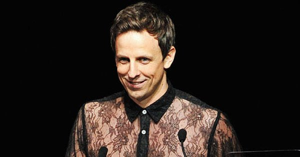 Seth Meyers is set to host the 2017 CFDA Fashion Awards: