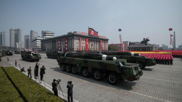 US begins moving missile defense systems to South Korean deployment site report