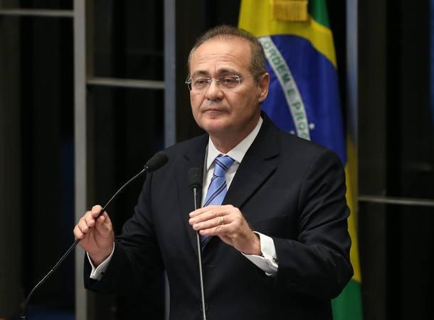 Para Renan, não é 'recomendável' PMDB fechar questão sobre reforma da Previdência