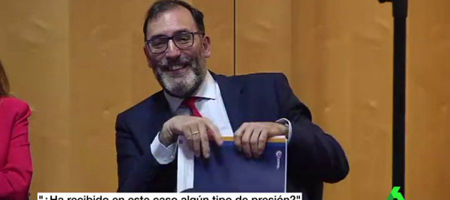 VÍDEO El juez Velasco evita responder sobre si ha recibido presiones en la 'Operación Lezo'