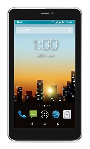 """#news #free #giveaway #music POSH Mobile Equal Plus X700 Unlocked Cell Phone 7"""" Dual SIM Smartphone with Front and Rear Camera Android 6.0 Phablet Phone with 16GB Storage and Super Slim HD Display (X700 Silver)"""