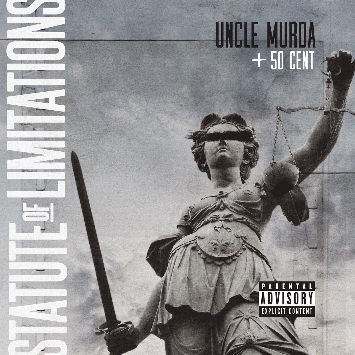New sh!t check it out 50 and @unclemurda STATUE OF LIMITATIONS ???? https://t.co/ePphYkVwRi https://t.co/IFpoo7EbMS