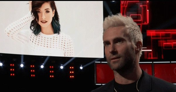 Adam Levine delivers an emotional tribute to Christina Grimmie on The Voice.