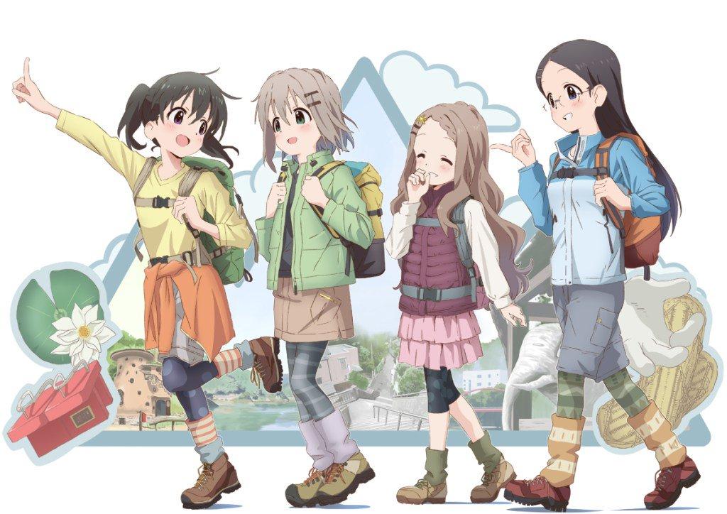 TVアニメ『ヤマノススメ』6月3日(土)開催イベントのチケットプレオーダーが4月26日(水)正午から開始!!