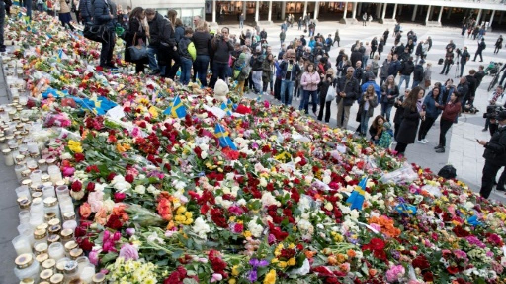 Sweden releases second Stockholm attack suspect