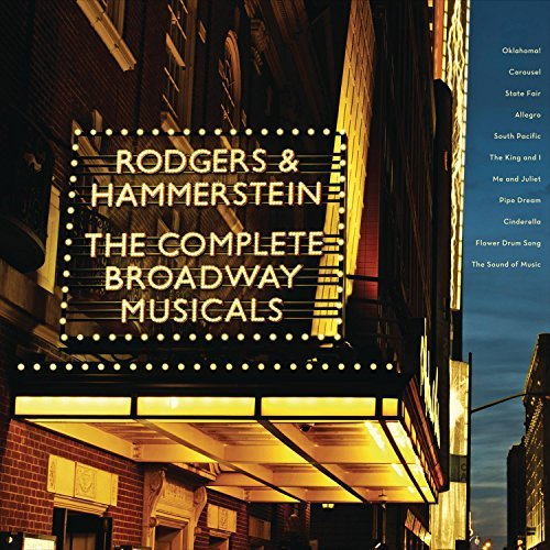 Rodgers & Hammerstein: The Complete Broadway Musicals #news #free #giveaway #music