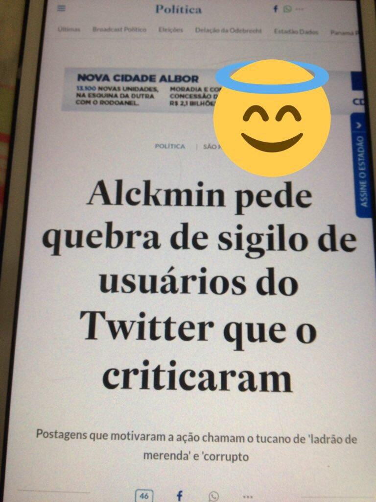 #LadrãoDeMerenda