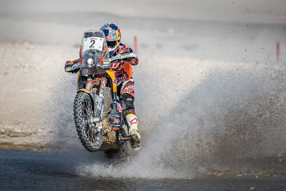 RT @Michelin_Sport: .@Sundersam won the Qatar Cross Country Rally @KTM_Racing https://t.co/QOVpmVKsSi