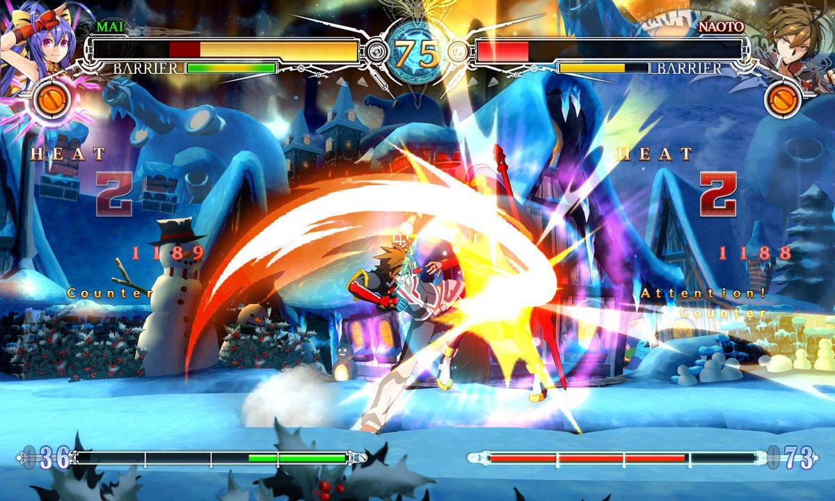 PC・Steam版『ブレイブルー セントラルフィクション』の販売が開始 最大で20%オフの発売記念セールも実施中
