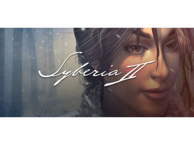Pintereste Giveaway: Syberia II On Steam